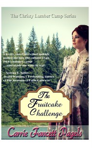 The Fruitcake Challege series cover canva