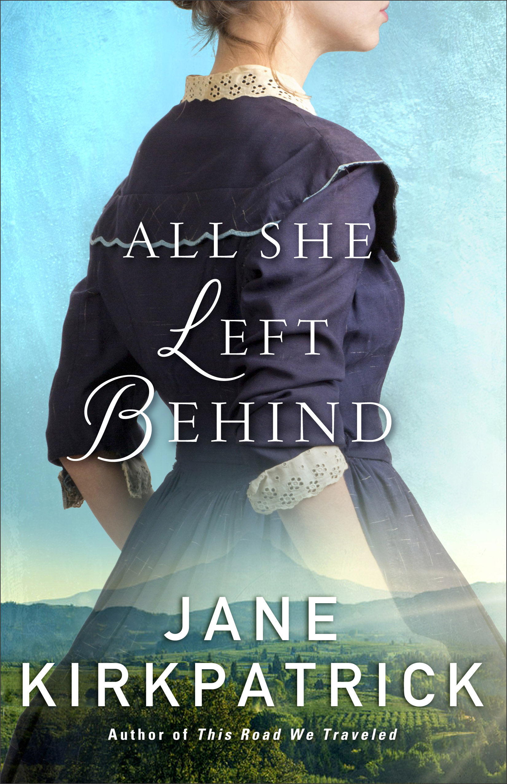 All She Left Behind-Book Cover